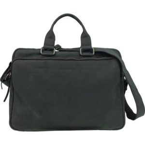 DSTRCT Wall Street 17'' Laptop Bag Black