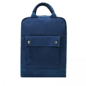 Mi-Pac Tote Backpack Canvas Navy