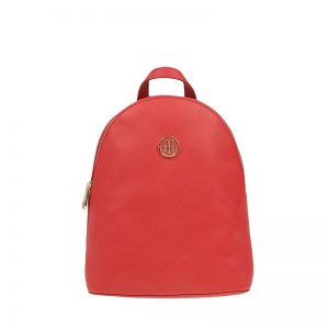 Tommy Hilfiger Honey Mini Backpack Tommy Red