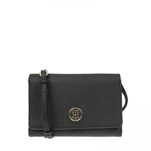 Tommy Hilfiger Honey Purse Crossover Black