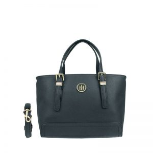 Tommy Hilfiger Honey Small Tote Navy