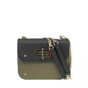 Tommy Hilfiger Turn Lock Crossover Colourblock