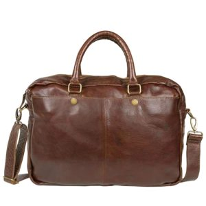 Cowboysbag Washington Laptop Bag Cognac
