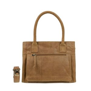DSTRCT Old Compton Road Small Handbag Sand