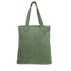DSTRCT Portland Road Medium Shopper Green