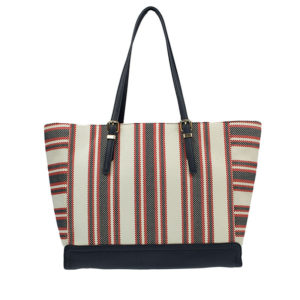 Tommy Hilfiger Honey EW Tote Canvas Stripe