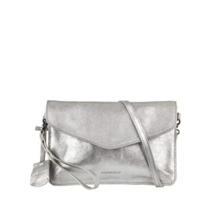 Burkely Evening Clutch Silver