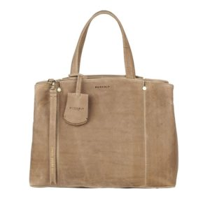Burkely Magic Milou Handtas M Taupe