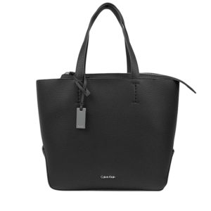 Calvin Klein Edit Medium Shopper Black