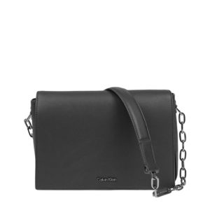 Calvin Klein Night Out Medium Shoulder Bag Black
