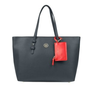 Tommy Hilfiger Signature Strap Tote