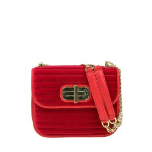 Tommy Hilfiger Turn Lock Crossover Velvet
