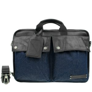 Cowboysbag Laptop Bag Conway 15 inch Black