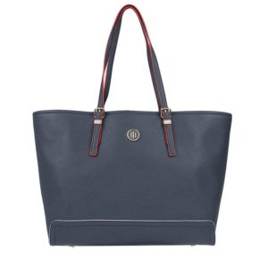 Tommy Hilfiger Honey EW Tote Four Pocket Navy