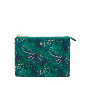 Fabienne Chapot Make up Bag Island Leaf