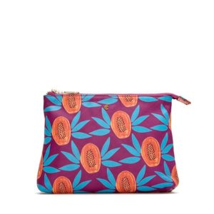 Fabienne Chapot Make up Bag Papaya