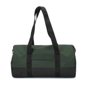RAINS Duffel Green