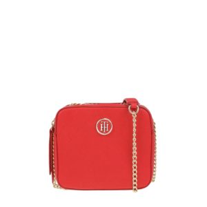 Tommy Hilfiger Camera Bag Icon Red
