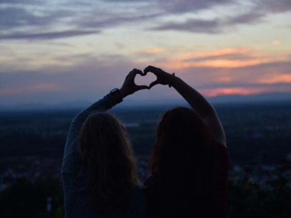 vriendinnen liefde