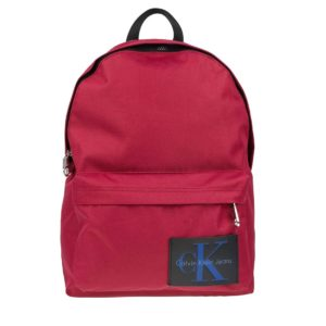 Calvin Klein Large Sport Essential Backpack Red