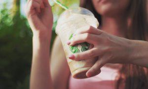 nieuwe starbucks frappuccino smaak