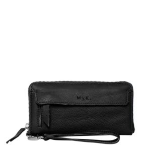 MyK. Spendit Purse Black