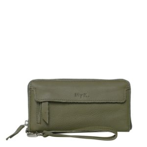 MyK. Spendit Purse Olive
