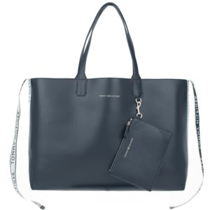 Tommy Hilfiger Iconic Tommy Tote Navy