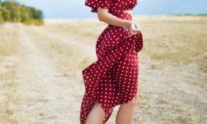 jurken trends zomer 2018