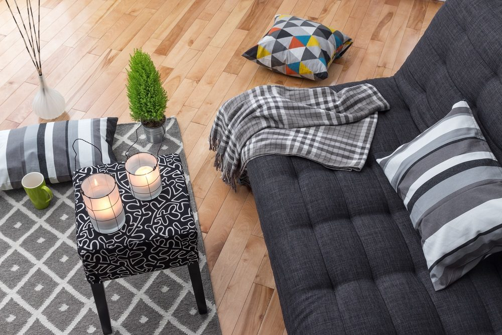 Plaid interieur