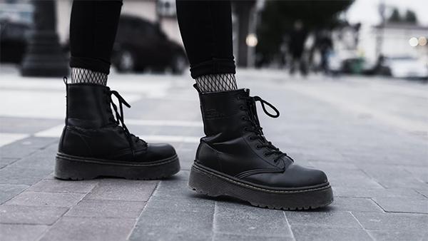Schoenen trends 2018: platform schoenen