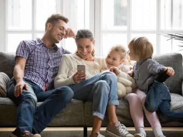 smart home gezin