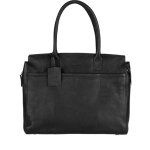 Burkely Antique Avery Laptoptas 15.6  Black