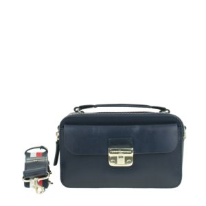 Tommy Hilfiger Fashion Hardware Crossover Navy
