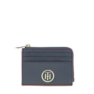 Tommy Hilfiger Honey Zip Card Holder Navy