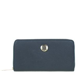 Tommy Hilfiger TH Core Large Z/A Wallet Navy