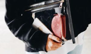 Trend van het moment: see-trough bags