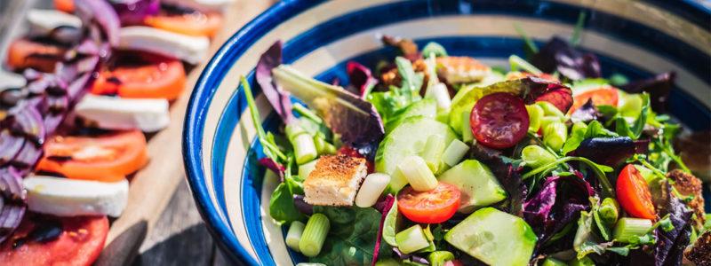 6 zomerse gerechten