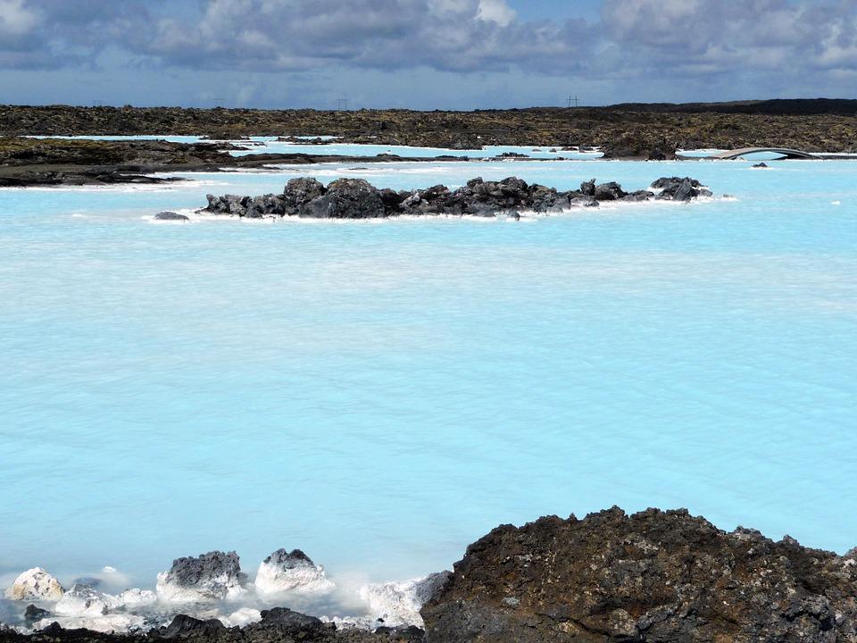 Blue lagoon ijsland