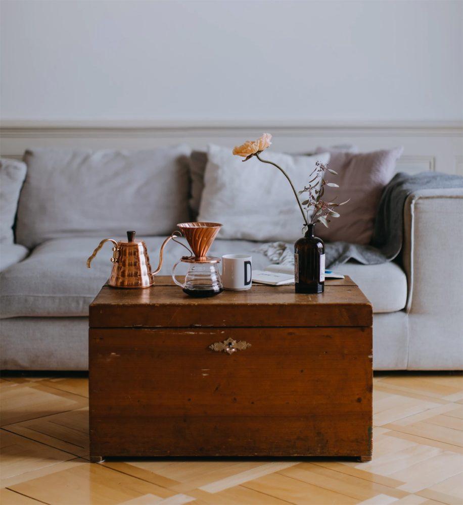 Zo maak je je woonkamer gezellig