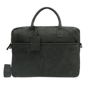 Burkely Filippa Laptoptas 15  Black