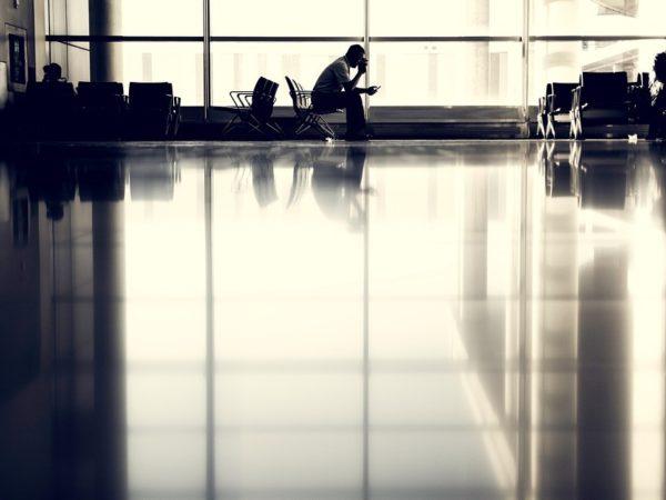 verveling vliegveld