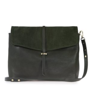 O My Bag Ella Eco-Forest Green