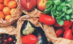 Fruit vers houden
