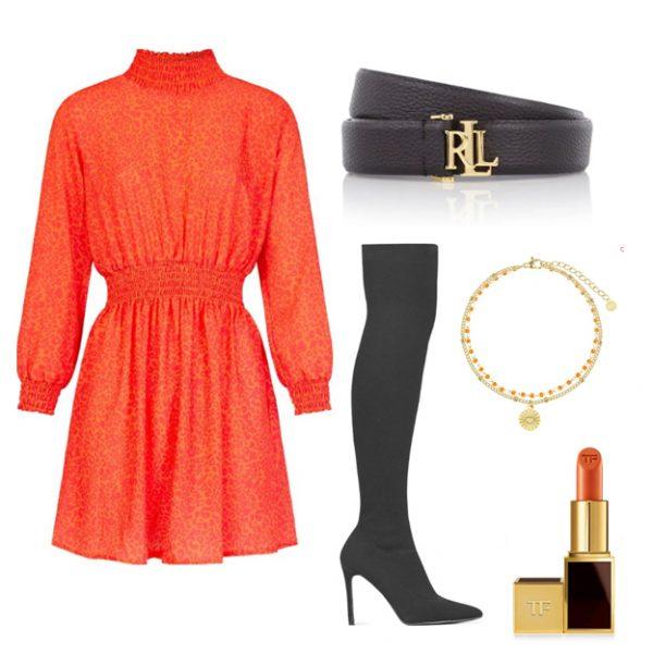 Oranje kleding Koningsdag