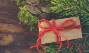 Mannen cadeau kerst