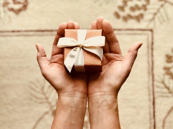 Cadeau voor mezelf