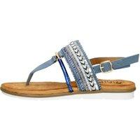 Choizz - Dames Sandalen  - Licht Blauw