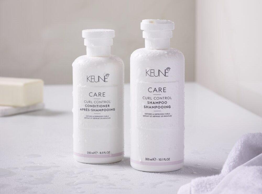 Gebruik de juiste producten voor krullend haar