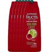 4. Garnier Fructis Colour Last